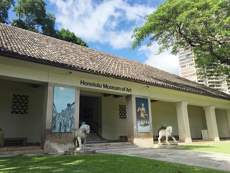 honolulu museum